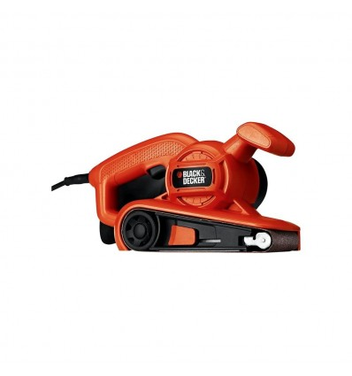 Lijadora De Banda de 3 x 18 680w Black & Decker BR318-AR Black And Decker - 1