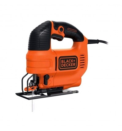 Sierra Caladora Biseladora Vel. Var. 550w Black & Decker KS701E-AR Black And Decker - 1