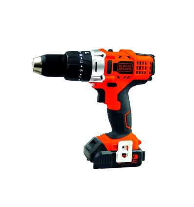 Taladro Percutor Inalámbrico 13 Mm 14.4v Black & Decker HP14-AR Black And Decker - 1