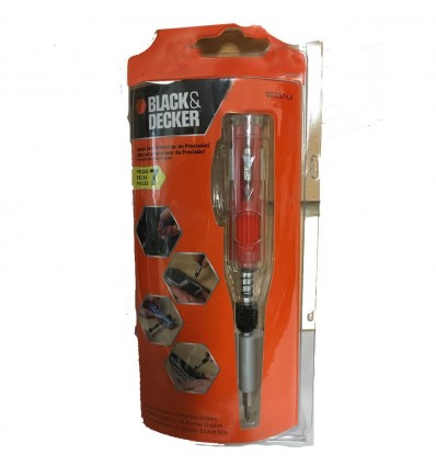 Set Destornillador Precisión 7 Pzas Black & Decker BD7257-LA